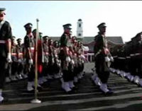 Territorial Army Symphony Band Performs on Eve of its 68 th Raising Day