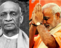Patel proved that all Indians are the one : PM