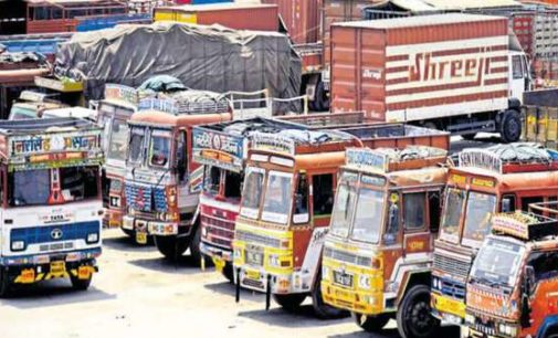 Goods Transport Comes To Grinding Halt As Truck Operators Go On Nation-Wide Strike