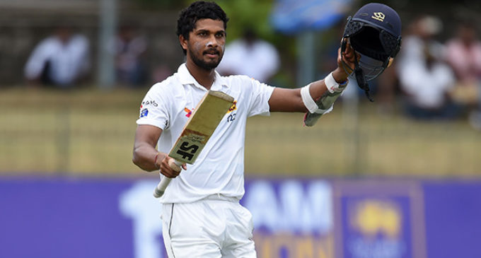 Witch Craft  Made Us  Victors-Dinesh Chandimal