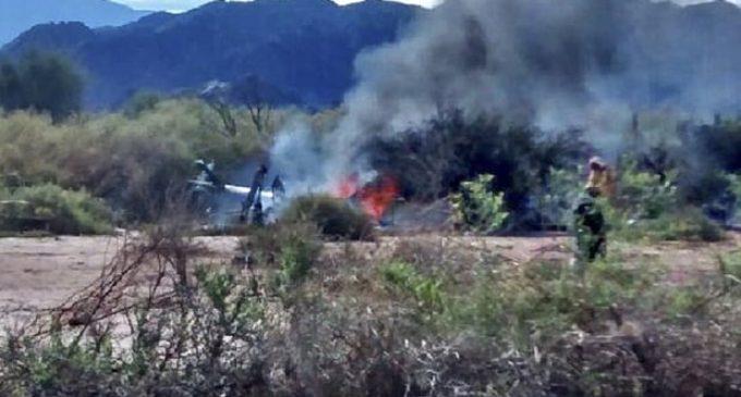 Air Force Trainer Aircraft Crash – Siddipet  of Telangana