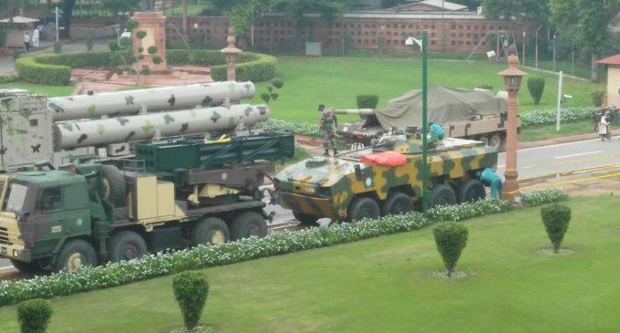 Chandipur's Unique Missile Launching Center