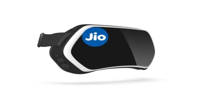Jio  Is  Going To  Launch VR App Soon
