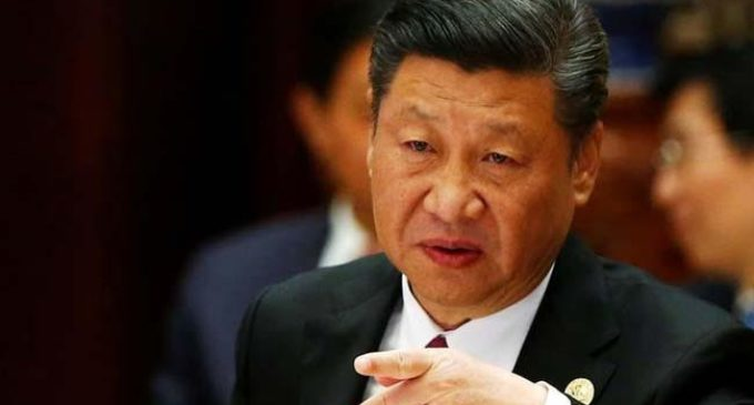 Discard Jesus Images-Place Xi Jinping's: China