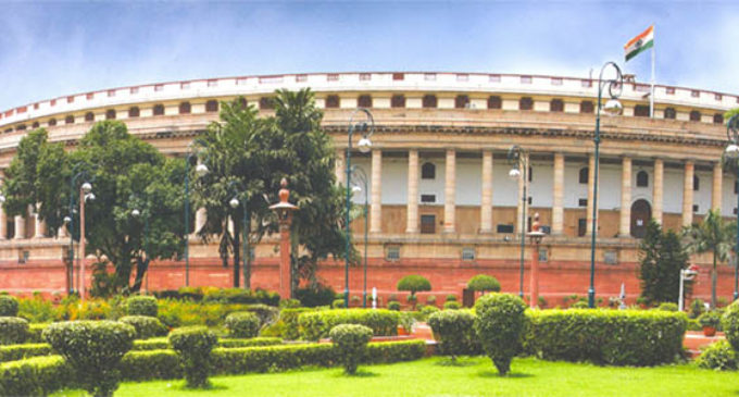 Parliament Winter Session From Dec15