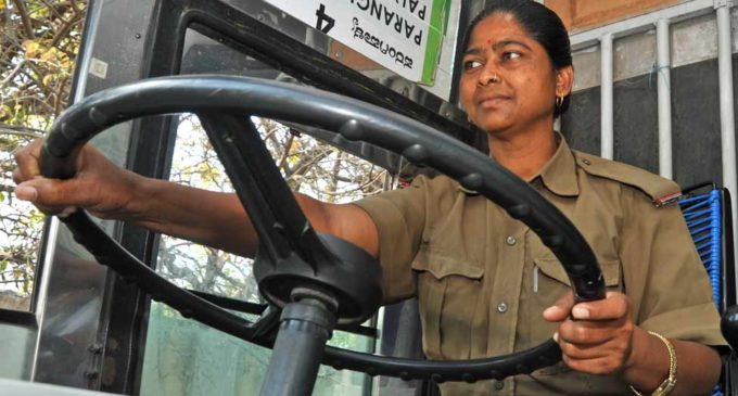 50% RTC Drivers Are  Women In  Karnataka  Transport