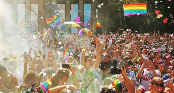 Same Sex Marriage  Legalized  In  Australia