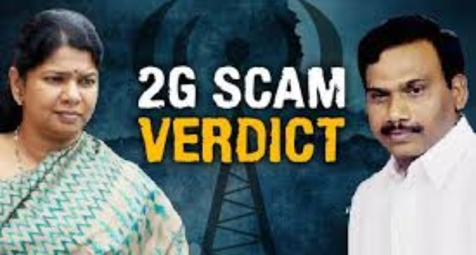 Court proved 2 G scam was a false propaganda: Congress
