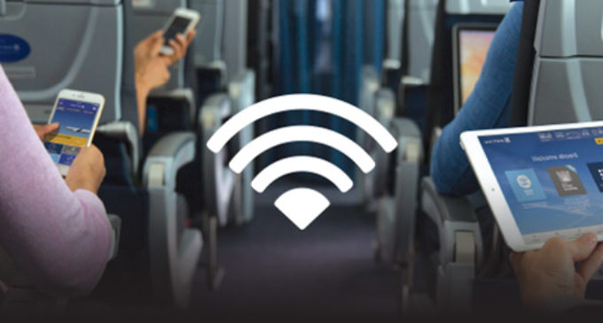 Wi-Fi and Mobile Communication Service Onboard