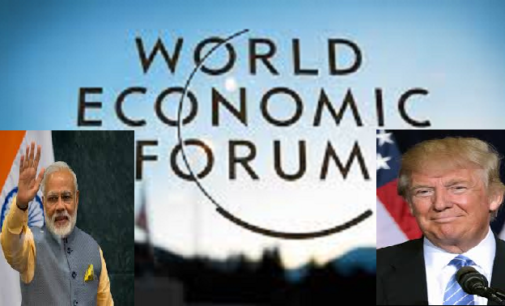 India and the US to bridge the gaps  at World Economic Forum