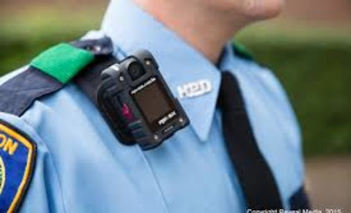 Body-cams for security personnel in 59 airports