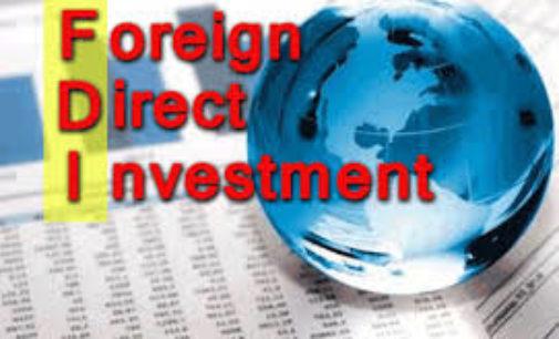 Union cabinet cleared a proposal allowing 100 percent FDI ….
