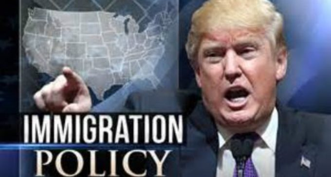 New Immigration Policy of Trump Administration