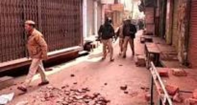 Communal violence in UP: Top cop transferred