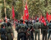 Is Maoist movement fizzling out?