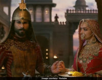 Supreme Court says it can't stop Padmaavat release