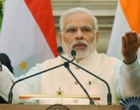 Modi says will not give in to populism