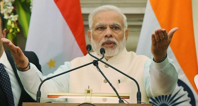 PM to discuss economic policies with Niti Ayog