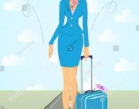 Are air hostesses becoming conduits for smuggling?