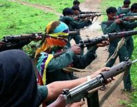 4 MAOISTS KILLED IN JHARKHAND