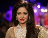 Legendary Bollywood actor Sridevi passes away in Dubai, she was 54