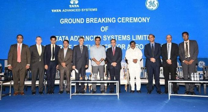 GE, Tata break ground for aerospace facility at Adibatla