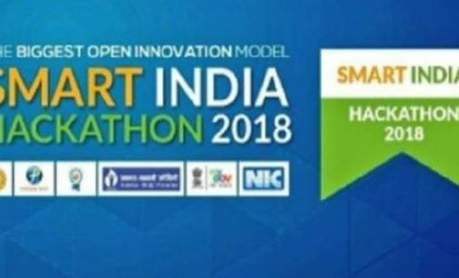 Grand Finale of the Smart India Hackathon 2018