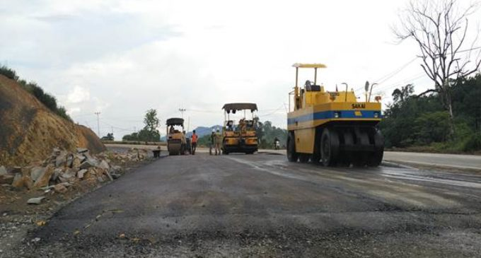 Construction of NHAI Projects