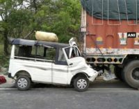 12 killed in accident in Uttar Pradesh