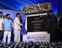 Ashok Leyland to invest ₹ 340 cr in AP on bus making plant