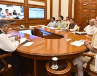 PM's interaction through PRAGATI