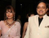 charge sheet filed on sunanda's case