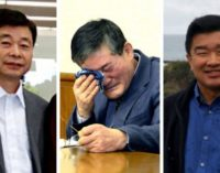 North Korea frees three U.S. detainees