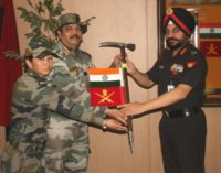 Indian Army Women Officers' Mountaineering Expedition to Mt. Bhagirathi-Ii