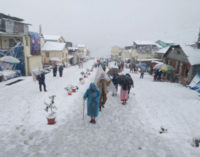 weather in Kedarnath