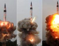 Agni-5 missile Successfully Tested