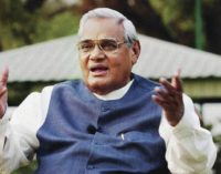 vajpayee joined in AIIMS