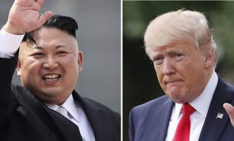 North Korea, America as a strong force with diplomacy