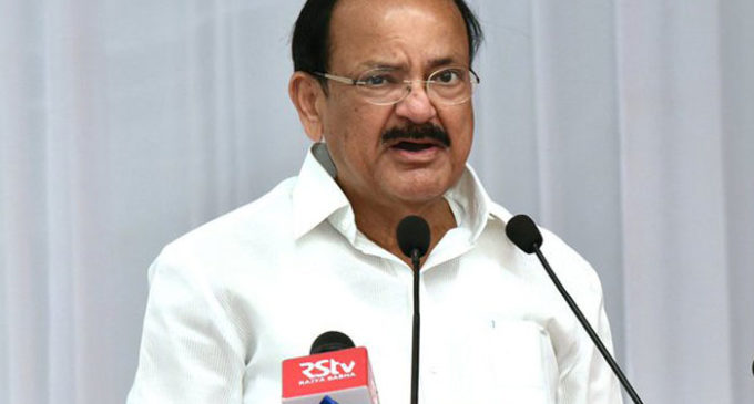 Agriculture should be on top of the agenda of the Government: Vice President