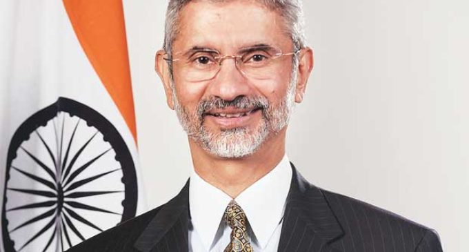 EAM Jaishankar promotes nationalism, praises PM Modi's vision for new India