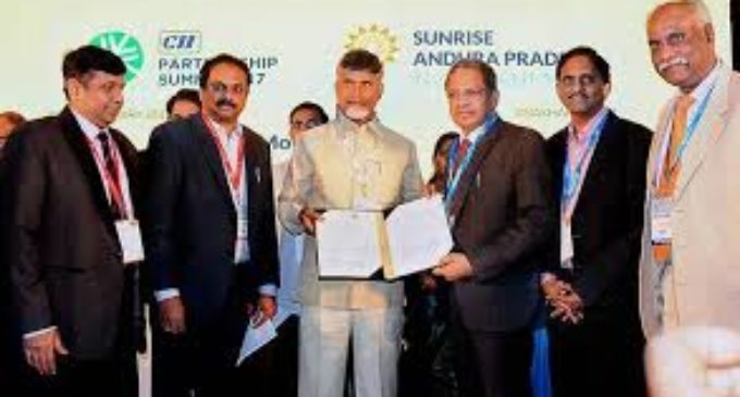 Chandrababu spent ₹39 crore on 38 foreign tours ?