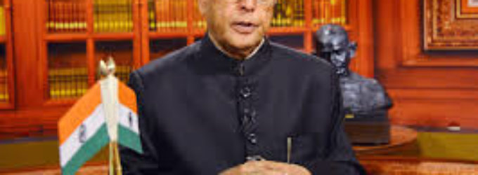 Pranab Mukherjee bags Bharata Ratna