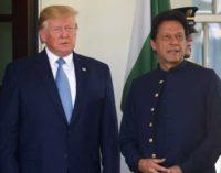 Trump snubs Pakistan on Kashmir