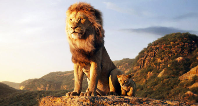 Lion King roars as Worlds No 1 grosser