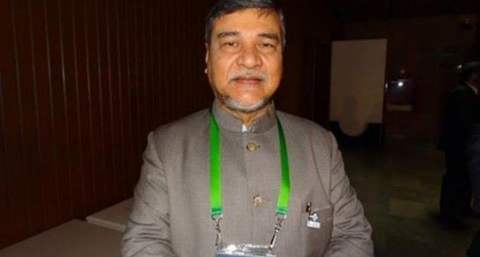 Kalita mirrors congress distress