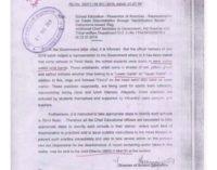 Caste ID colours in TN schools?