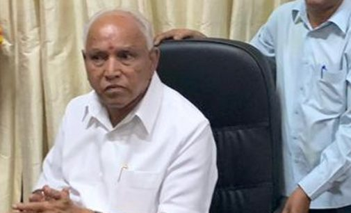 BSY holds 4 cabinet meetings alone ?