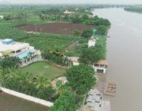 Vacate Notice to Chandrababu at Amaravati bungalow