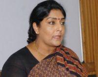 Renuka Chowdhary I'm 420 case ?