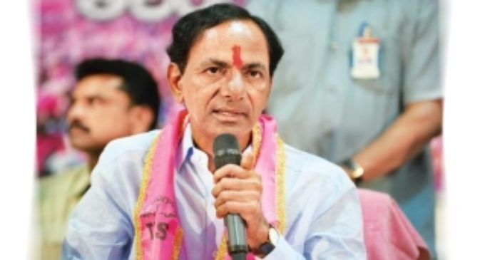 Now KCR eyes Srisailam reservoir